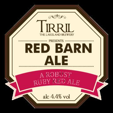 Tirril Red Barn Ale