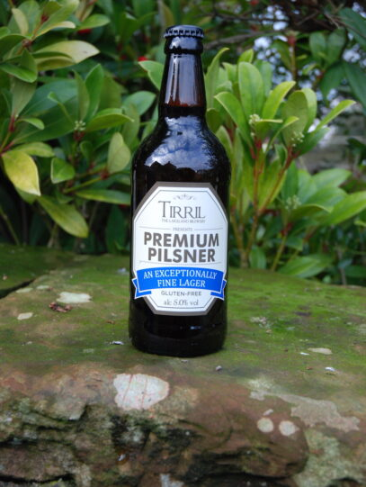 bottle of Premium Pilsner