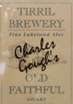 Tirril Brewery Charles Gough's Old Faithful