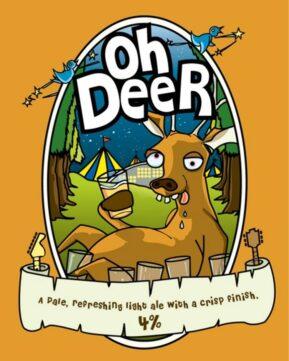 Kendal Calling - oh deer
