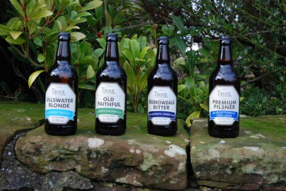 tirril brewery bottled beer