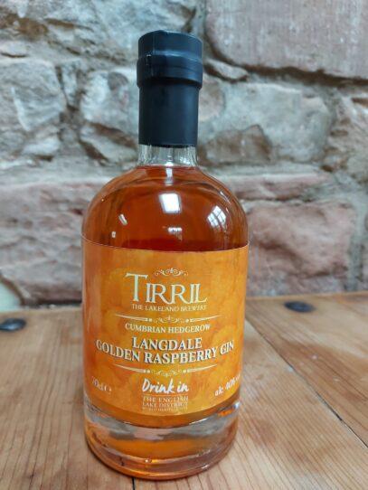 Tirril Langdale Golden Raspberry Gin