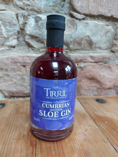 Tirril Hedgegrow Sloe Gin