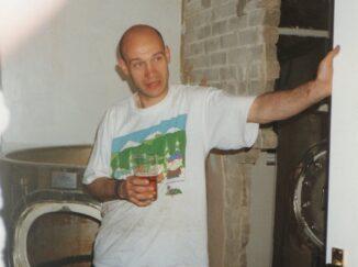 Chris Tomlinson starting Tirril Brewery at Queen's Head Tirril